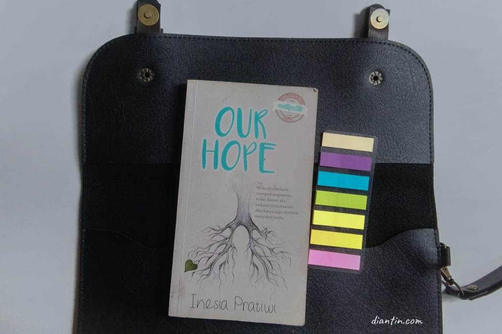 review-buku-our-hope-inesia-pratiwi