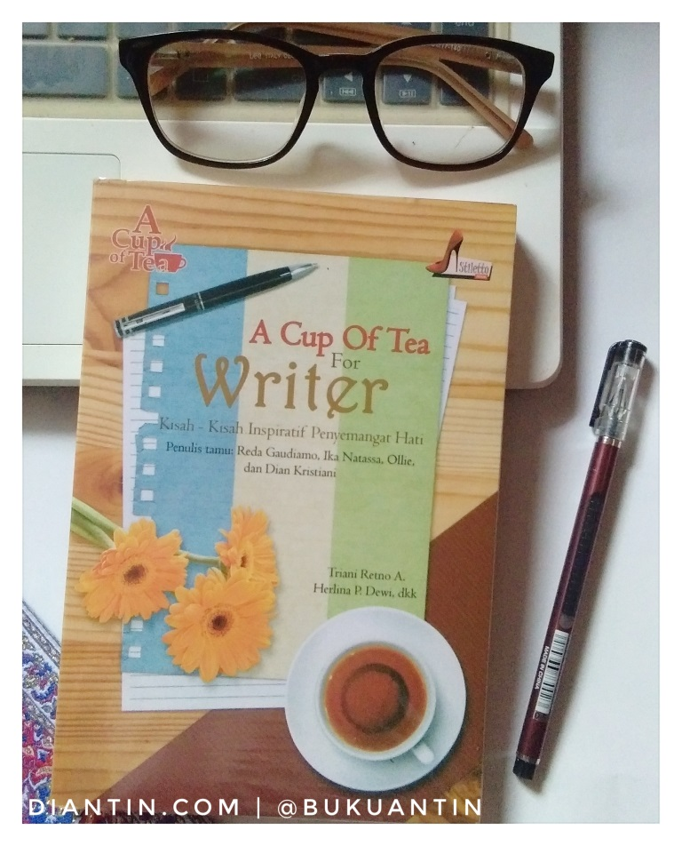 a cup of tea for writer - diantin.com
