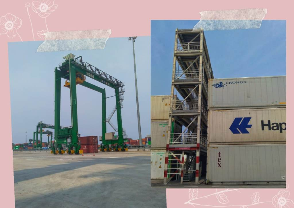 area terminal peti kemas npct1