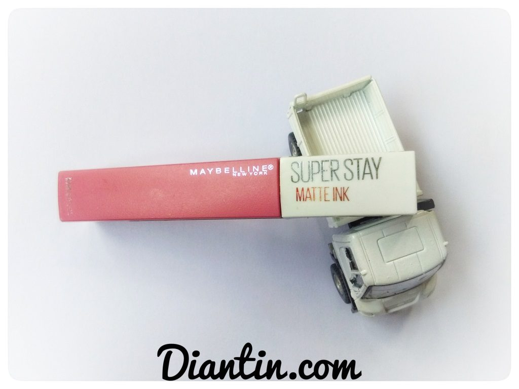 Maybelline SuperStay Matte Ink - Diantin.com