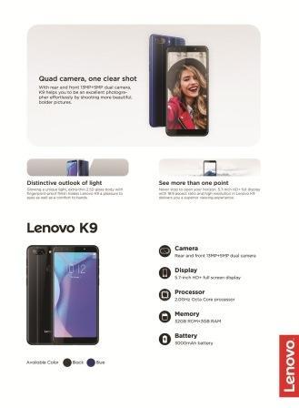 lenovo k9 3 - diantin.com