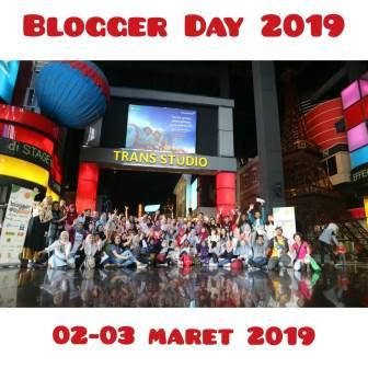bloggerday 2019 di trans studio bandung - diantin.com