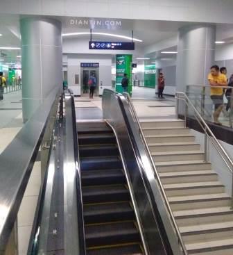 fasilitas stasiun mrt - diantin.com