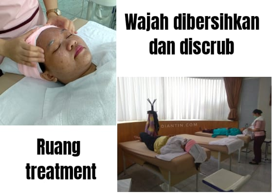 facial oxy di kusuma beauty clinic - diantin.com