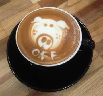 menu kopi di off koffee kaya - diantin.com