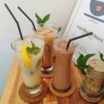 menu minuman di off koffee kaya - diantin.com