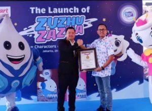 zuzhu dan zazha mendapat rekor muri - diantin.com