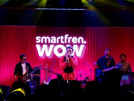 kemeriahan Smartfren WOW Festival 2019 - diantin.com