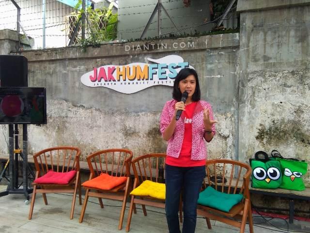 Jakarta Humanity Festival 2020 - diantin.com