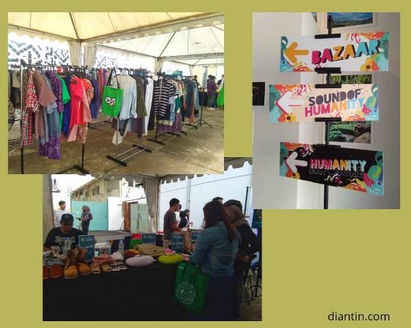 bazar jakhumfest 2020 - dompet dhuafa - diantin.com