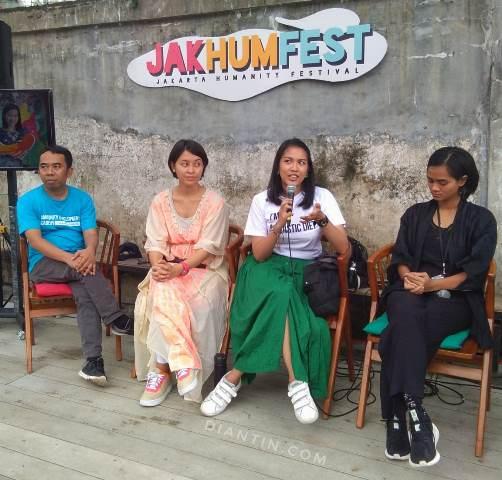 humanititalk jakhumfest 2020 - dompet dhuafa - diantin.com