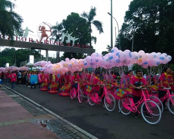Parade #BanyakMaknaCinta SilverQueen - diantin.com