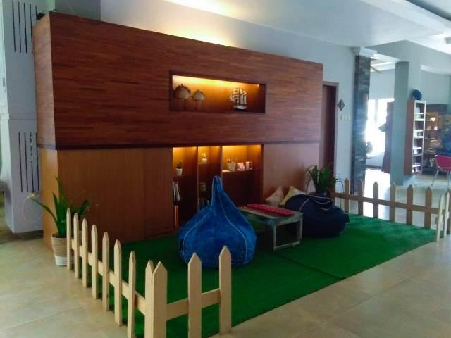 tempat bermain di hotel sriti tempat menginap di magelang - diantin.com