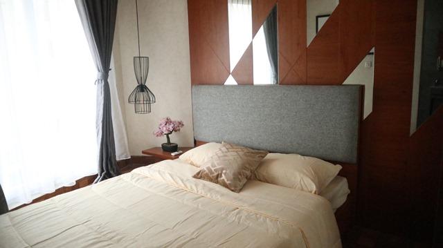 kamar di River 8 Residence Jakarta