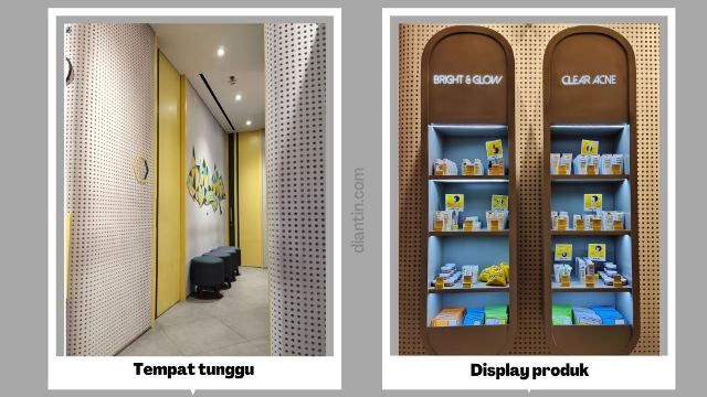 ruang-tunggu-dan-display-product-di-dermies