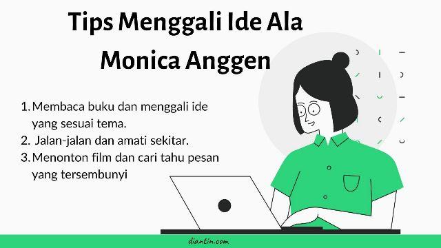 Alasan Menulis Blog dan Cerita Lahirnya Diantin.com 1