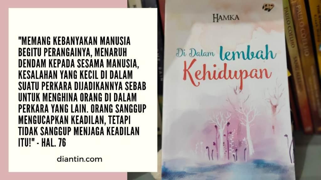 di dalam lembah kehidupan novel indonesia favorit