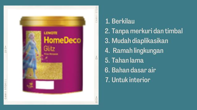 Avian Brands HomeDeco Glitz
